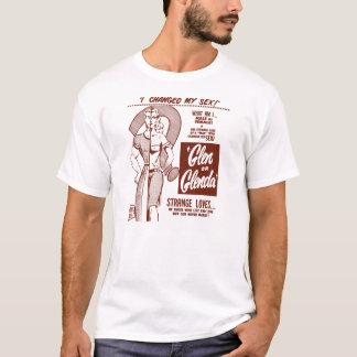 ヴィンテージの谷間かグレンダのTシャツ Tシャツ