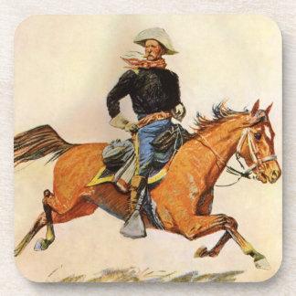 ヴィンテージの軍隊はRemingtonによって、騎兵隊統率します コースター