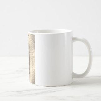 ヴィンテージの通路 コーヒーマグカップ