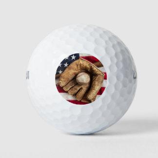 ヴィンテージの野球 ゴルフボール