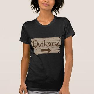 ヴィンテージの離れ家の権利 Tシャツ