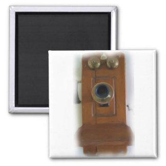 ヴィンテージの電話磁石 マグネット