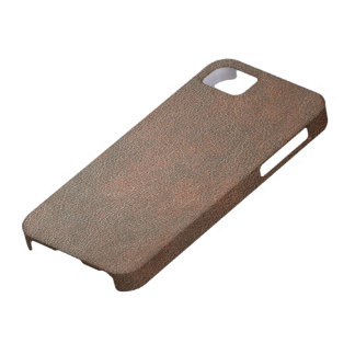 ヴィンテージの革のジャケット iPhone SE/5/5s ケース