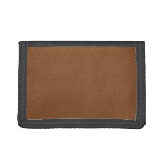 ヴィンテージの革ブラウンのアンティークの紙のテンプレートのブランク