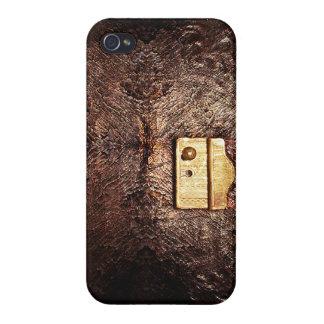 ヴィンテージの革 iPhone 4/4S ケース