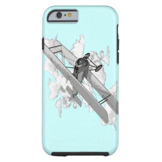 ヴィンテージの飛行機 iPhone 6 タフケース