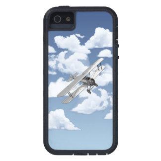 ヴィンテージの飛行機 iPhone 5 Case-Mate ケース