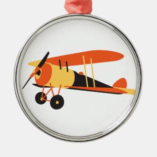 ヴィンテージの飛行機、Nieuport 28のWWI時代 メタルオーナメント