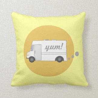ヴィンテージの食糧トラックの枕 クッション