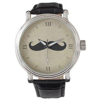 ヴィンテージの髭のメンズウォッチ 腕時計