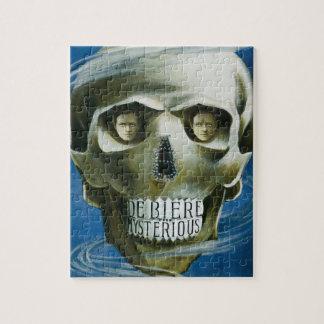 ヴィンテージの魔法ポスター、De Biere神秘的の ジグソーパズル