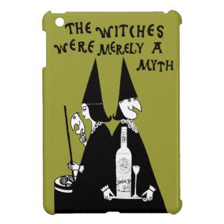 ヴィンテージの魔法使いの醸造物アルコール大がまハロウィン iPad MINIケース
