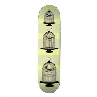 ヴィンテージの鳥かご 20CM スケートボードデッキ