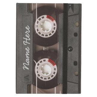 ヴィンテージの80年代のカセットテープのモノグラム