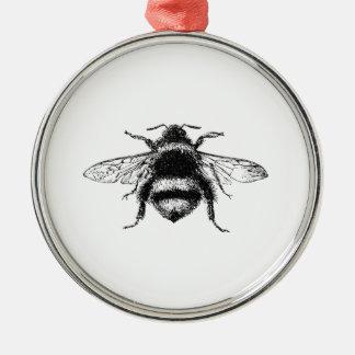 ヴィンテージの《昆虫》マルハナバチ メタルオーナメント