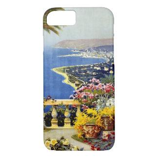 """ヴィンテージの""""Sanremo""""の電話箱(すべてのモデル) iPhone 8/7ケース"""