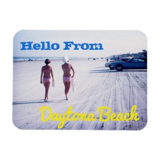 ヴィンテージのDaytona Beachの記念品の磁石 マグネット
