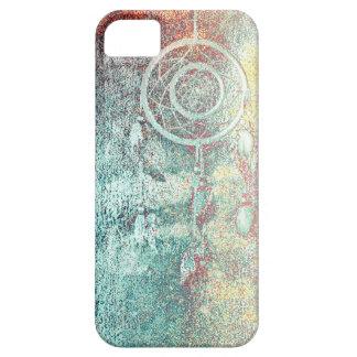 ヴィンテージのDreamcatcherの場合 iPhone SE/5/5s ケース