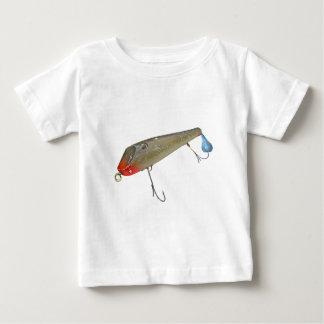 ヴィンテージのFishmasterジェリーSylvester Flaptailの魅惑 ベビーTシャツ