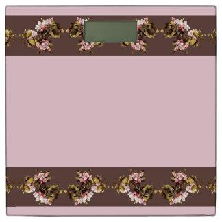ヴィンテージのHeade Appleの花によっては体重計が開花します 体重計