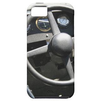 ヴィンテージのIndy 500のレースカーのiPhoneの場合 iPhone SE/5/5s ケース