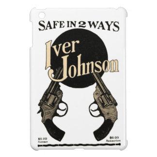 ヴィンテージのIverジョンソンリボルバー広告のiPad Miniケース iPad Miniケース