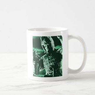 ヴィンテージのKaijuの創造物 -- 戴Majin コーヒーマグカップ
