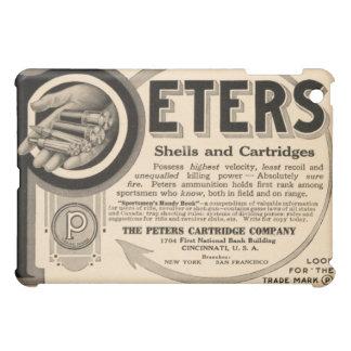 ヴィンテージのPetersのカートリッジCo Apple iPad Miniケース