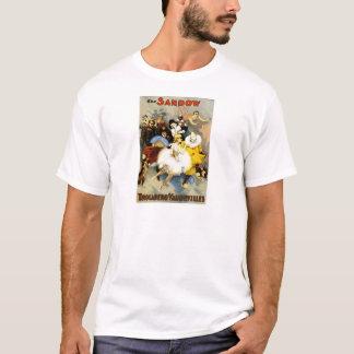 ヴィンテージのSandow Trocaderoのボードビルの性能 Tシャツ