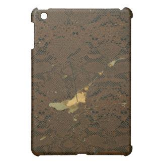 ヴィンテージのSnakeskinのiPadの場合 iPad Miniケース