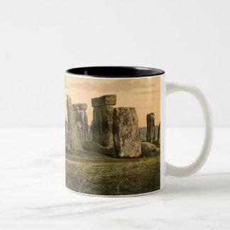 ヴィンテージのStonehengeのマグ ツートーンマグカップ