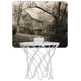 ヴィンテージのWaterwheel ミニバスケットボールゴール