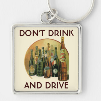 ヴィンテージはビール瓶、アルコール、飲料を輸入しました キーホルダー