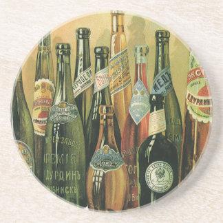 ヴィンテージはビール瓶、アルコール、飲料を輸入しました 飲み物用コースター