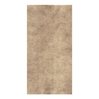 ヴィンテージは硫酸紙のテンプレートのブランクを壁紙を張ります カード