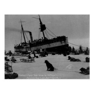 ヴィンテージアラスカ ポストカード
