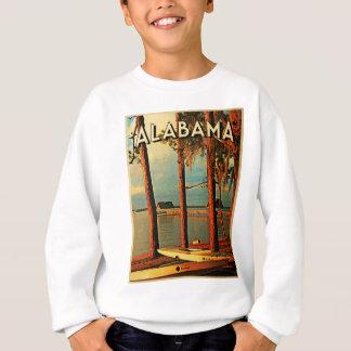 ヴィンテージアラバマ スウェットシャツ