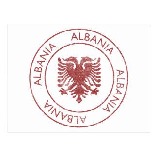 ヴィンテージアルバニア ポストカード