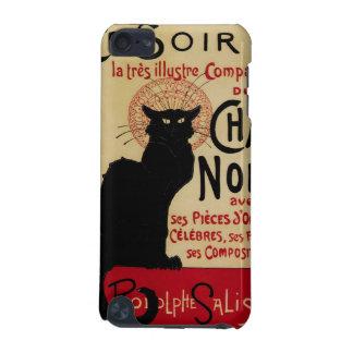ヴィンテージアールヌーボー、Le Chat Noir iPod Touch 5G ケース