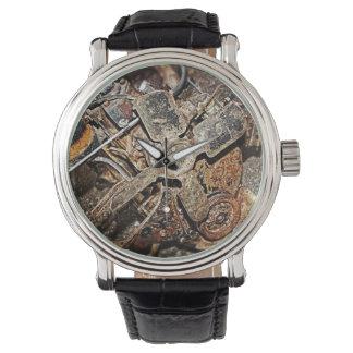 ヴィンテージエンジン 腕時計