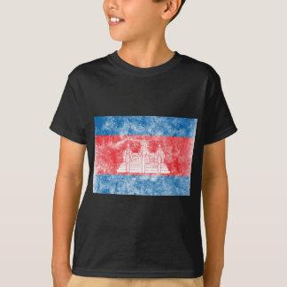 ヴィンテージカンボジア Tシャツ