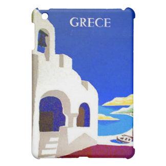 ヴィンテージギリシャ iPad MINIカバー