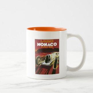 ヴィンテージグランプリモナコ ツートーンマグカップ