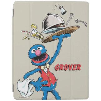ヴィンテージグローバーウェイター iPad カバー