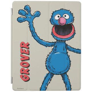 ヴィンテージグローバー iPad カバー