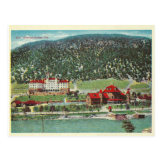 ヴィンテージコロラド州 ポストカード