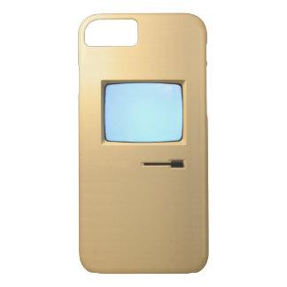 ヴィンテージコンピュータ iPhone 7ケース