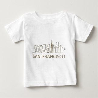 ヴィンテージサンフランシスコ ベビーTシャツ