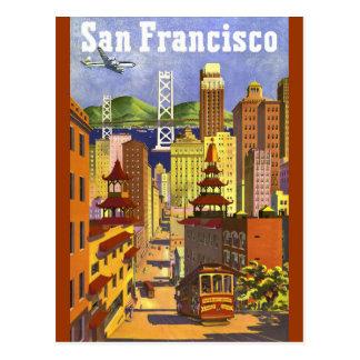 ヴィンテージサンフランシスコ ポストカード