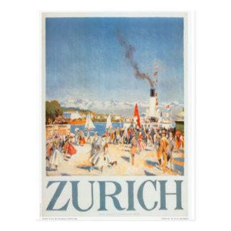 ヴィンテージスイス連邦共和国- ポストカード